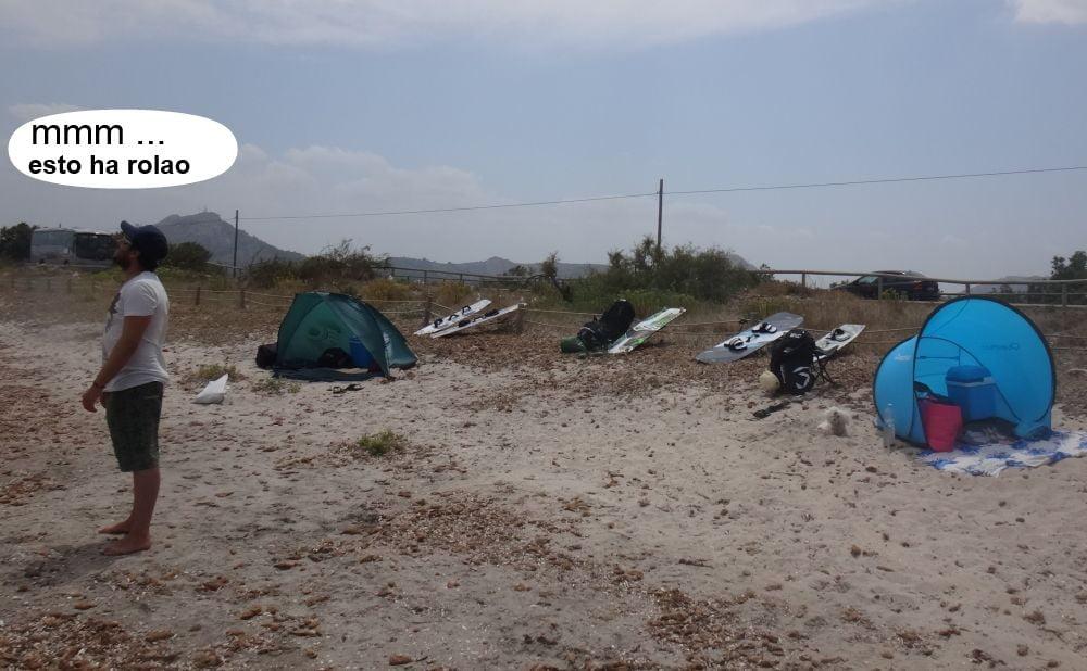 1 kitesurf en mallorca - cursos en Pollensa