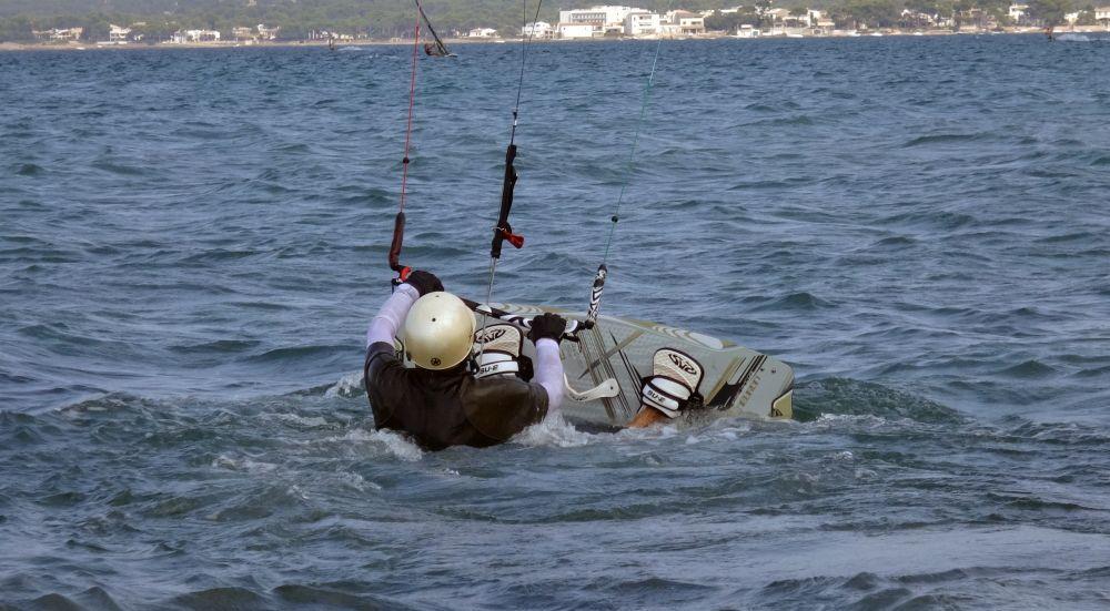 12 cursos de kitesurf en Mallorca - el jefe