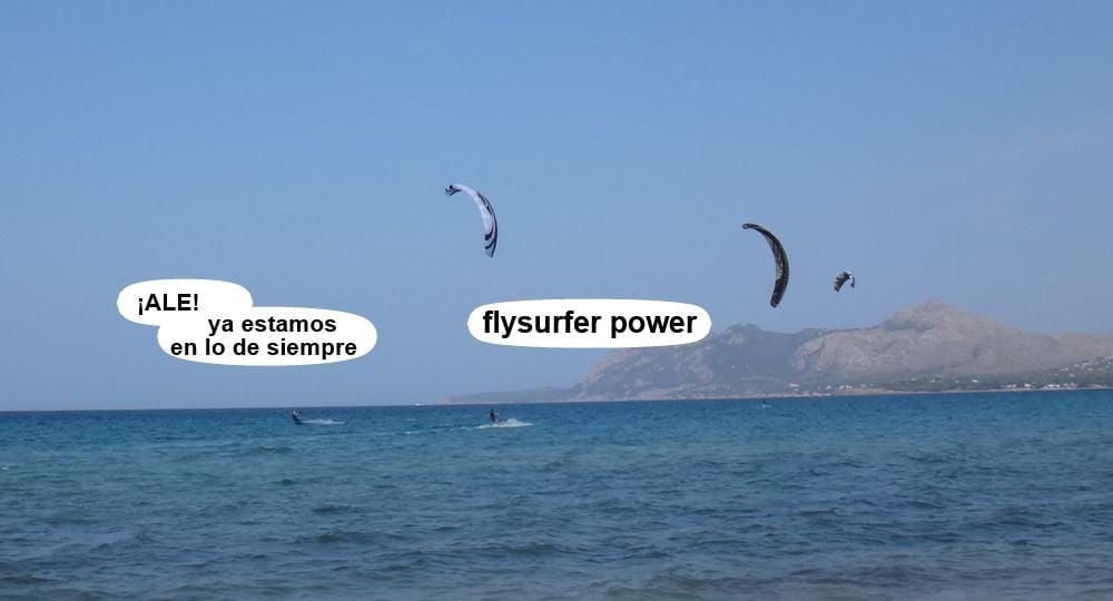 14 cursos de kitesurf en Mallorca - clases en Sa Marina