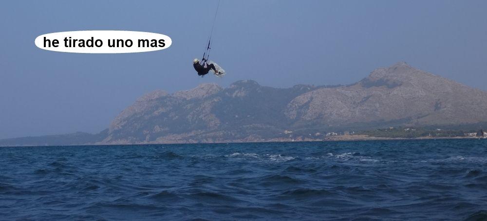 26 cursos de kitesurf en Mallorca - volandooo