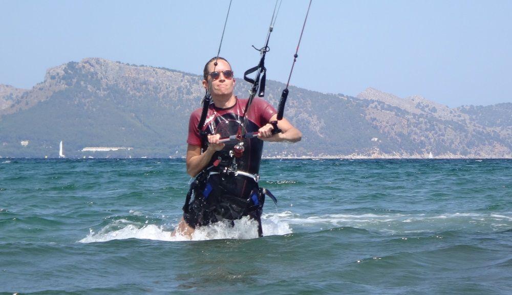 3-the-power-shows-up-kiteN AUF mallorca