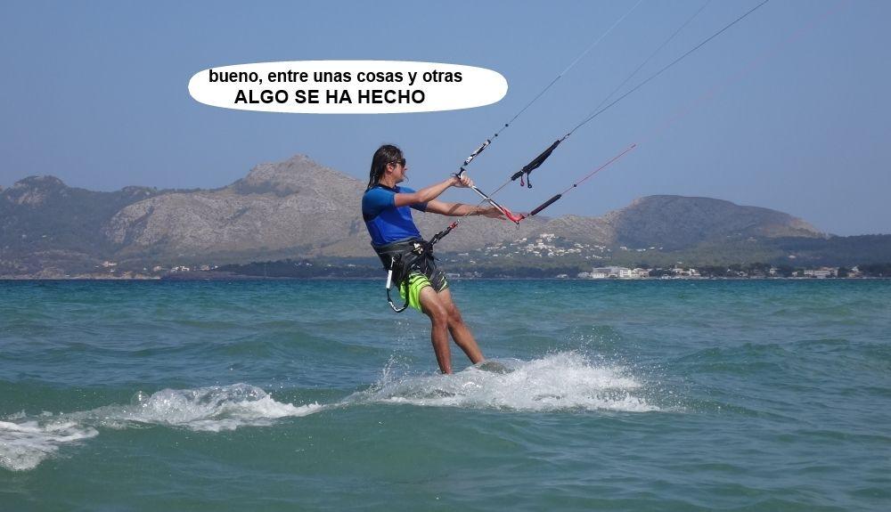 30 cursos de kitesurf en Mallorca - algo se ha hecho