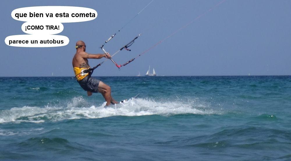 7 cursos de kitesurf en Mallorca - aprende a navegar
