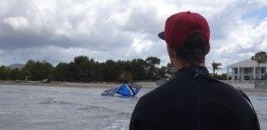 9 cursos de kitesurf en Mallorca redecolando el kite