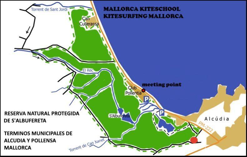 Mallorca-kiteschool-Kitesurfing-Mallorca-kitespot-1